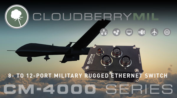 CloudberryMil :: CR-4000 Series