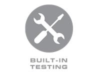 Built-in Testing