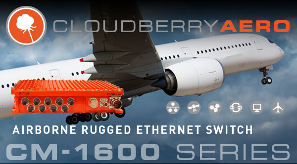 CloudberryAero :: The sky has never been the limit. Learn More