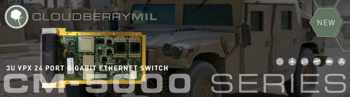 CloudberryMil :: CM-5000 Series
