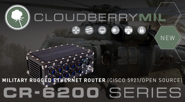 CloudberryMil :: CR-6200 Series